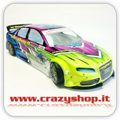 Carrozzeria Audi A4 BTCC 2012