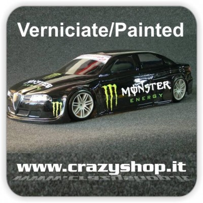 Carrozzeria ALFA 156 Monster 1:5