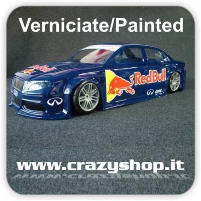 Carrozzeria AUDI A4 Red Bull 1:5