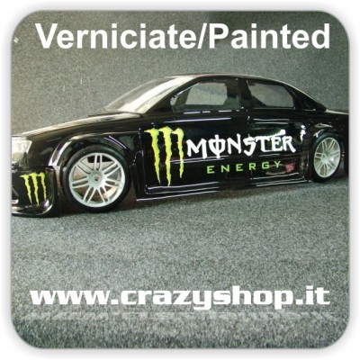 Carrozzeria AUDI A4 Monster 1:5