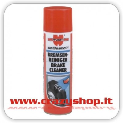 Pulitore Freni Spray 500ml.