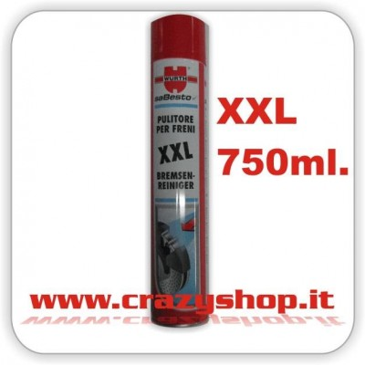 Pulitore Freni XXL Spray 750ml.