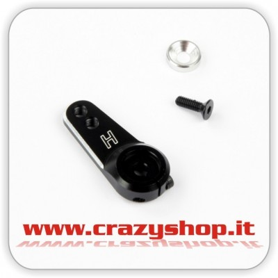 Squadretta in Alluminio per Servo 24T (Light)