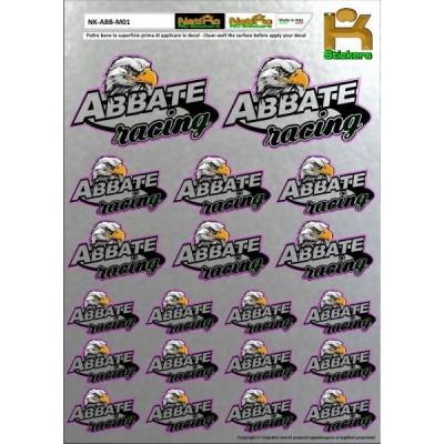 Logo Sponsor Chrome ABBATE