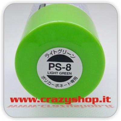 Colore Spray PS08 Verde Chiaro