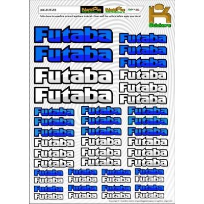 Logo Sponsor FUTABA