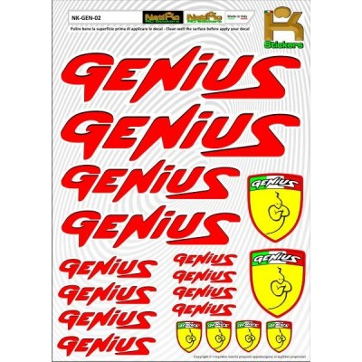 Logo Sponsor GENIUS