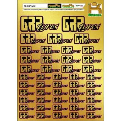 Logo Sponsor Chrome GRP