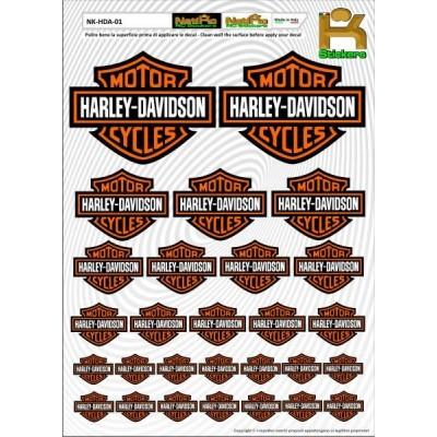 Logo Sponsor HARLEY DAVIDSON