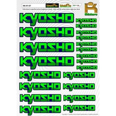 Logo Sponsor KYOSHO