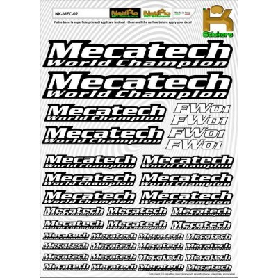 Logo Sponsor MECATECH