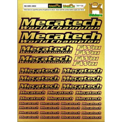 Logo Sponsor Chrome MECATECH