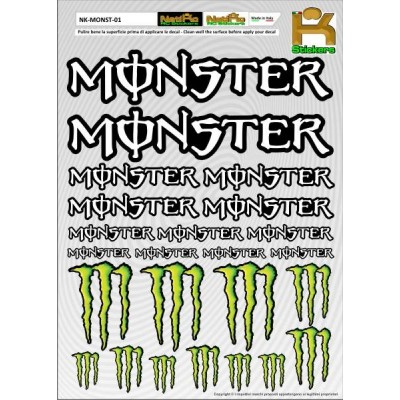 Logo Sponsor MONSTER