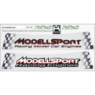 Modellsport - Set 2 Parasole Adesivo