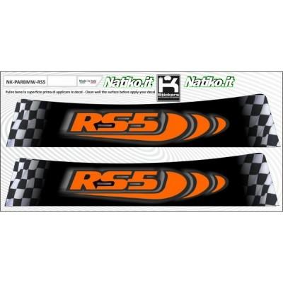 RS5 - Set 2 Parasole Adesivo Fustellati