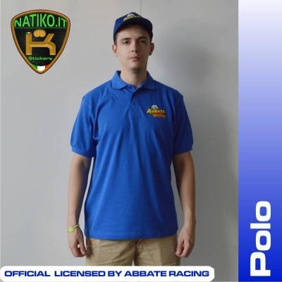 Abbate Racing Polo Personalizzata