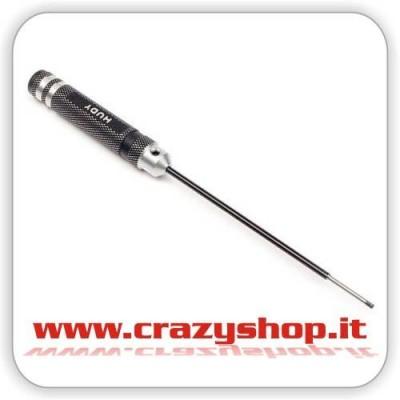 Chiave Brugola Sferica 2,0mm.