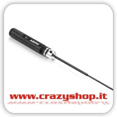 Chiave Torx 6x120mm. (T6)