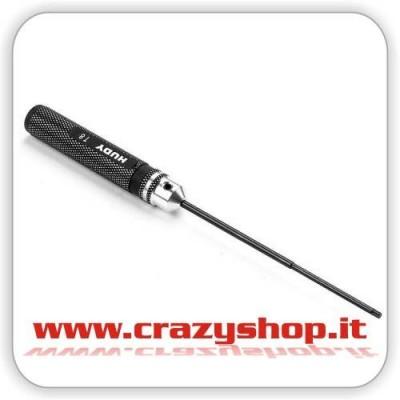 Chiave Torx 8x120mm. (T8)