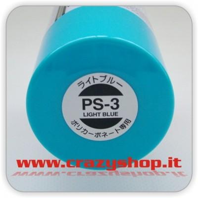Colore Spray PS03 Azzurro