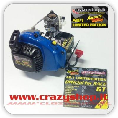 Motore Zenoah 23cc. preparazione Abbate Racing Limited