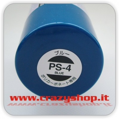 Colore Spray PS04 Blu