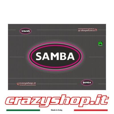 Adesivo SAMBA per Piano Set-up 1:5