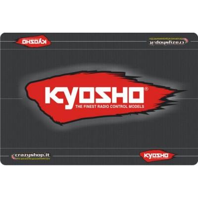 Adesivo KYOSHO per Piano Set-up 1:8-1:10