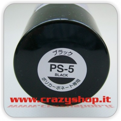 Colore Spray PS05 Nero