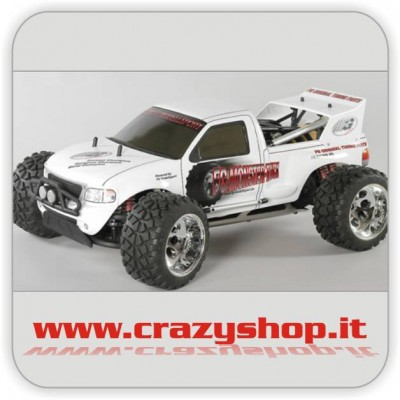 FG Stadium Truck 26cc White Body 1:6