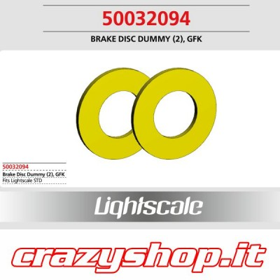Disco Freno Dummy CFK, per Differenziale