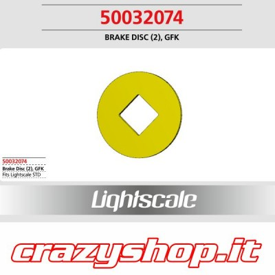 Disco Freno CFK, per Differenziale
