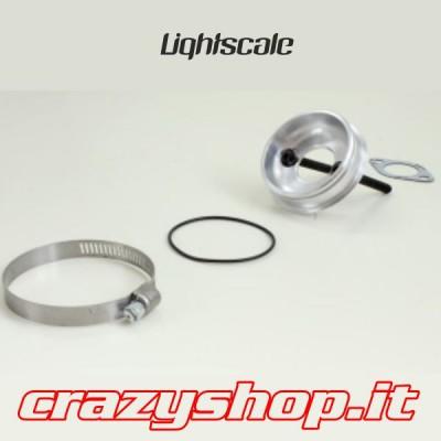 Adattatore in Alluminio per Airbox Lightscale GT e Formula 1