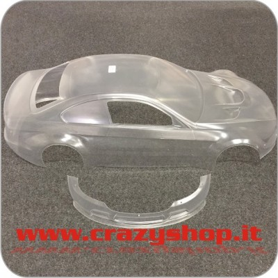 Set Carrozzeria BMW M3 Super Stars 1,0mm. Con Spoiler Lightscale