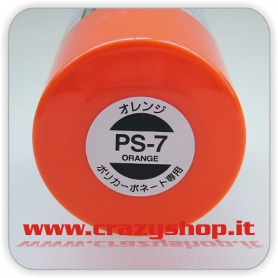Colore Spray PS07 Arancio
