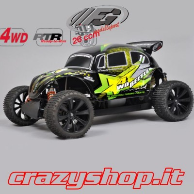 FG Beetle PRO 4WD RTR