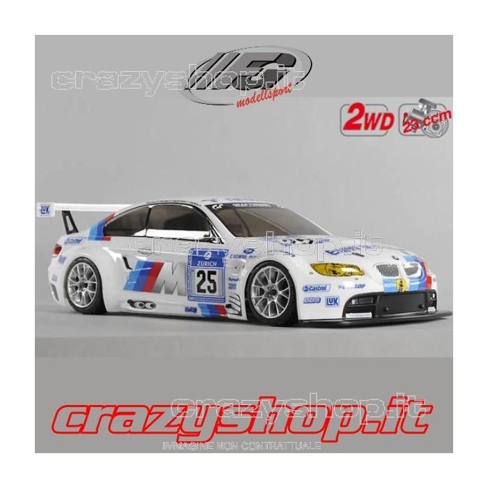 FG Auto 2WD Telaio 530mm. + Body BMW M3