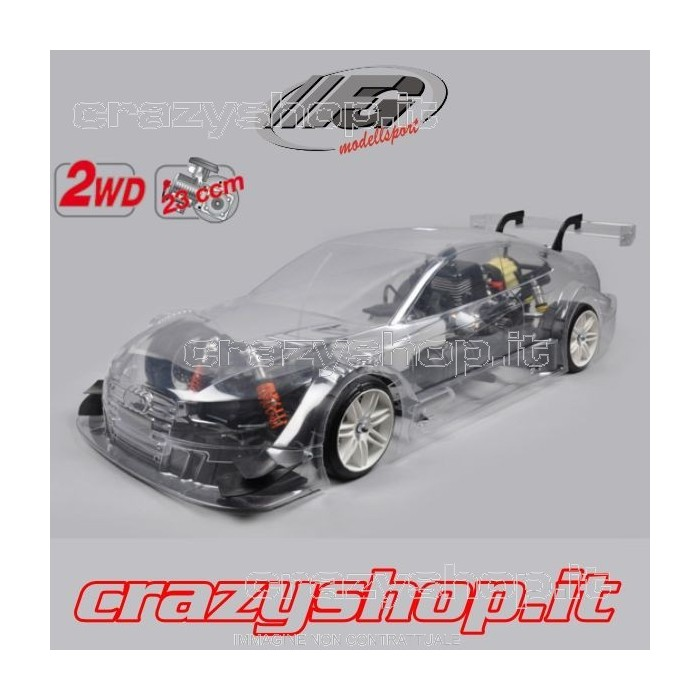 FG New Sports 2WD  + Body Audi RS5