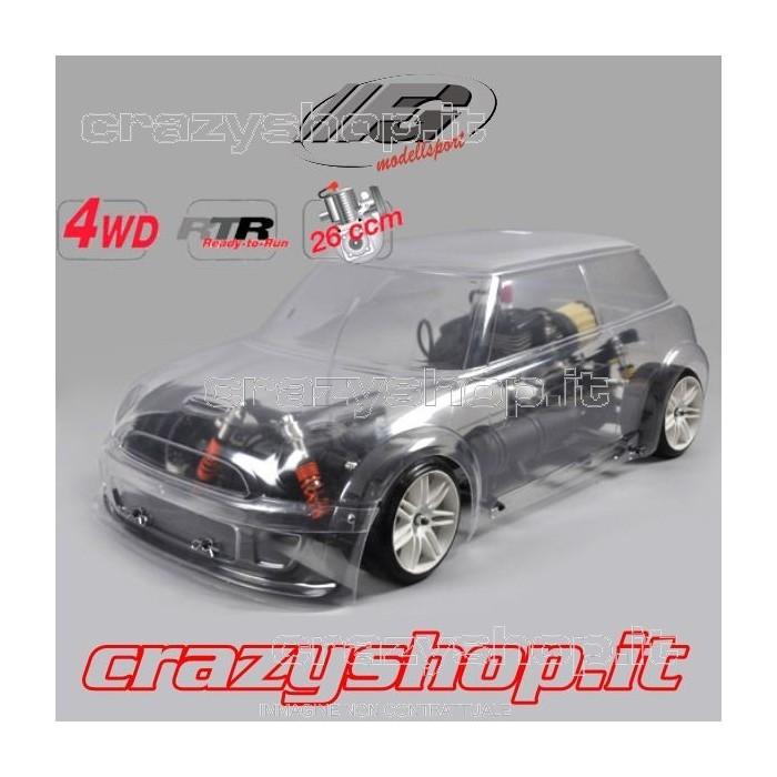 RTR 4WD Telaio 510mm. + Body Trophy