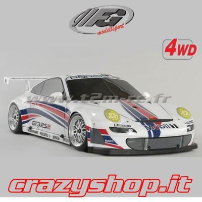 RTR 4WD Telaio 510mm. + Paint. Body Porsche