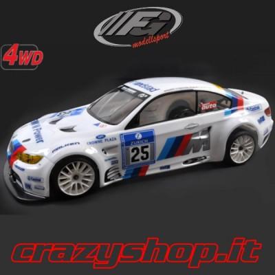 4WD Elettrica Telaio 530mm. + Body BMW M3