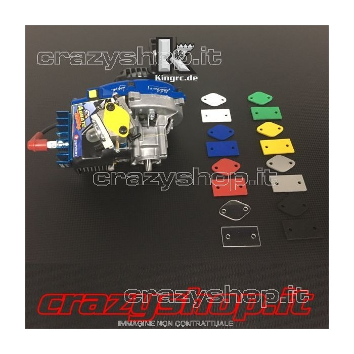 Set 2 Tappi Motore