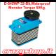 D-845WP 32-Bit, Monster Torque, Waterproof, Steel Gear Servo
