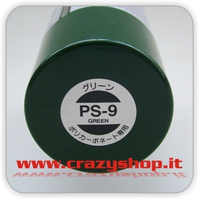 Colore Spray PS09 Verde