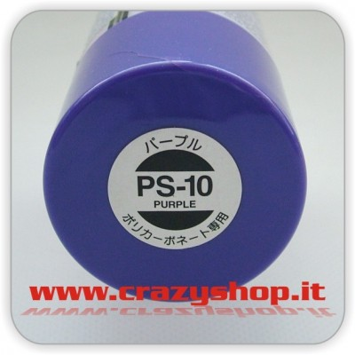 Colore Spray PS10 Viola