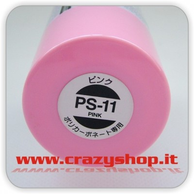 Colore Spray PS11 Rosa
