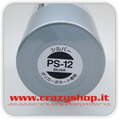 Colore Spray PS12 Silver