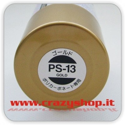 Colore Spray PS13 Oro