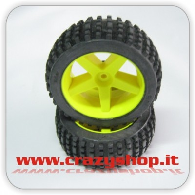Pneumatici SLD Off-Road 1:6