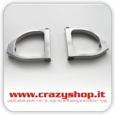Braccetti in alluminio